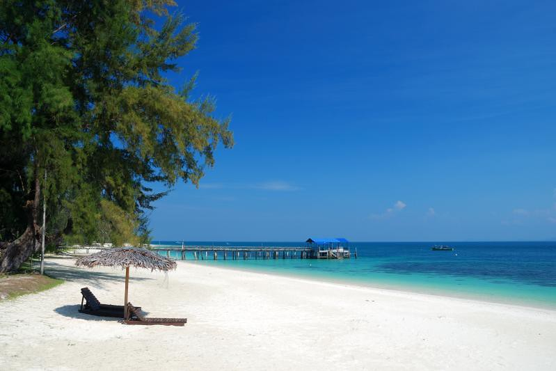Mersing Malaysia  city photos : Pulau Babi Besar Mersing, Johor Malaysia | Flickr Photo Sharing!