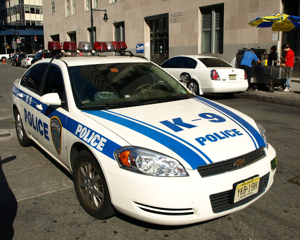 papd port authority k 9 police car world trade center ne flickr. Black Bedroom Furniture Sets. Home Design Ideas