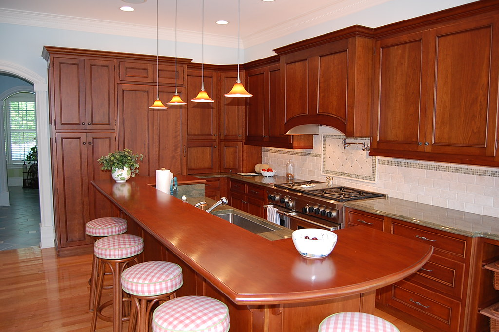 Custom Kitchen Design And Remodel Classic Kitchens Of Virg Flickr