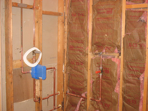 Shower Valve & Mixing Valve Rough-In | Rough-In of a shower … | Flickr