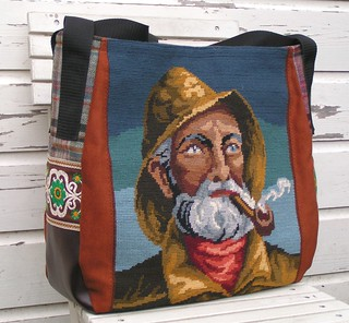 Bag, fisherman | by dutch-colours