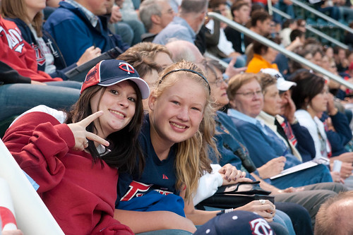 Bethany Night at the Twins | by Bethany Lutheran College