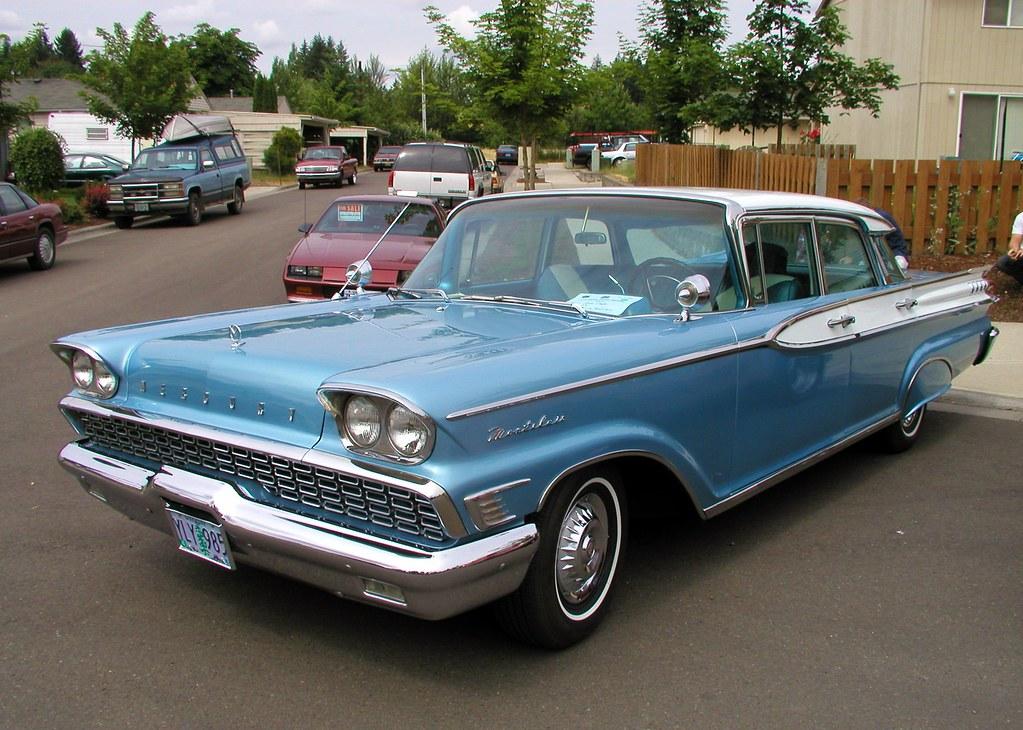 1959 Mercury Montclair Kurtclark Flickr