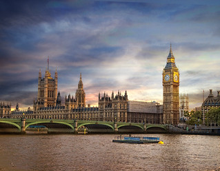 Westminster Brige,Houses of Parliament and Big Ben | by anrapu