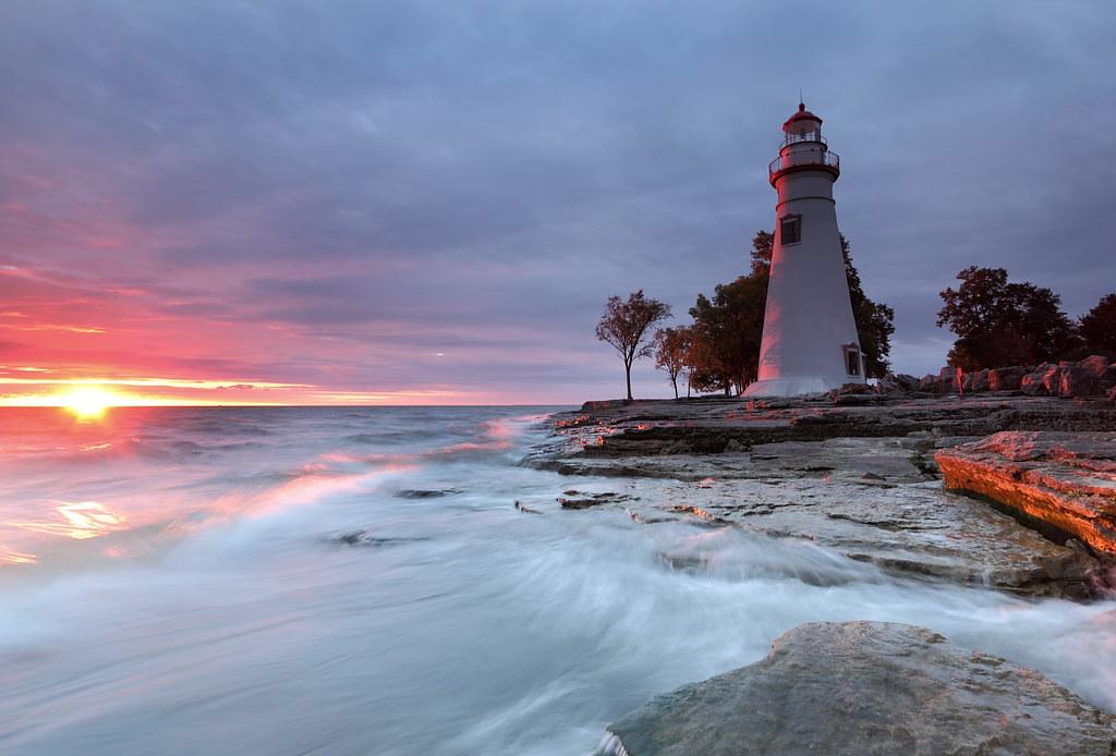 Marblehead Lighthouse Ohio