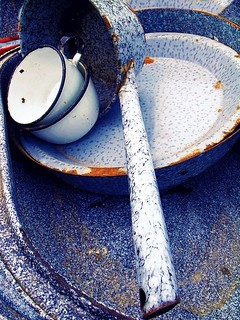 Spackled Graniteware | by scilit