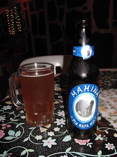 Beer o Clock-Mahina time! Brewed and bottled on Rapa Nui | by amylong84