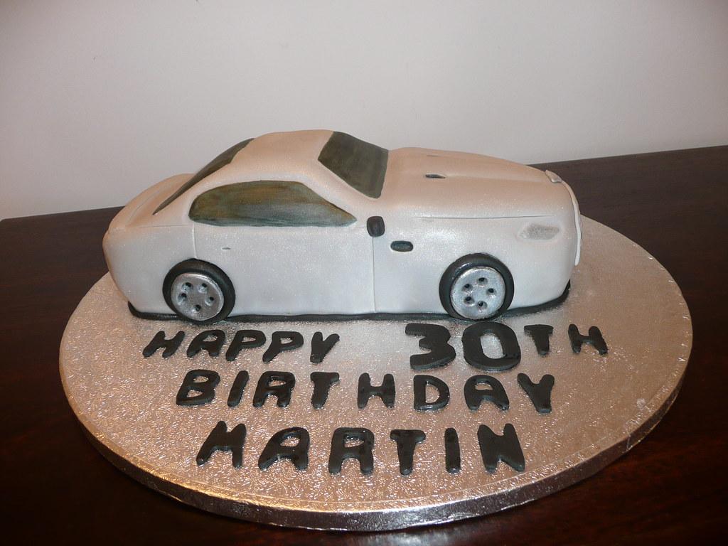 Aston Martin Cake Cakes Divine Flickr