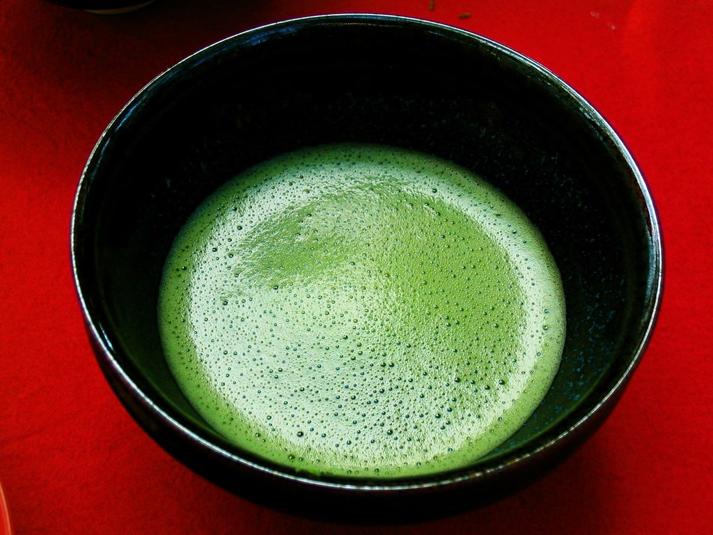 Matcha The Real Deal Not To Be Confused With Green Tea