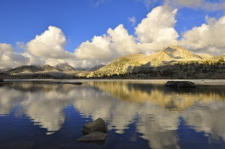 Marie Lake, John Muir Wilderness | by SteveD.