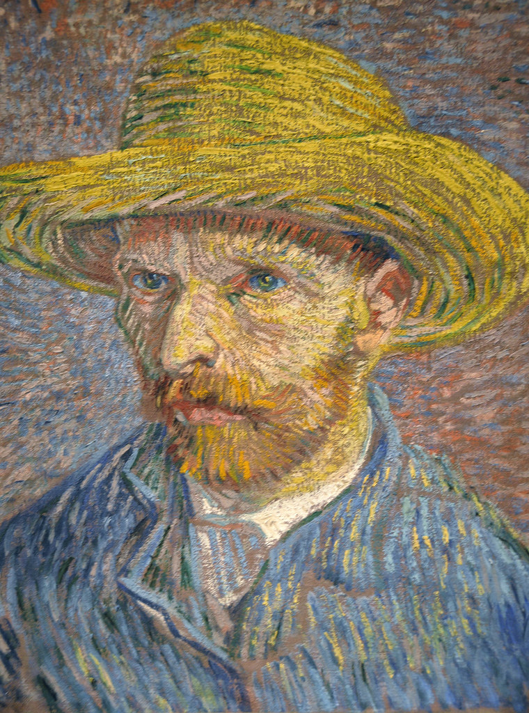 an opinion of the final self portrait of vincent van gogh Self-portrait in front of the easel january 1888, paris oil on canvas, 65 x 51 cm rijksmuseum vincent van gogh, amsterdam: catalogue numbers: f 522, jh 1356 shortly before he left paris and moved to provence in late february 1888, van gogh painted this final self-portrait.