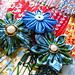 Kanzashi ~ blues