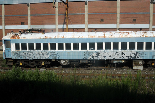 Rail Car | by alankin