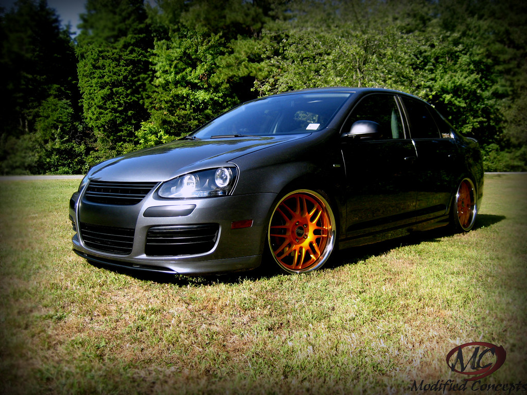 Lambo Orange Concept One Executive Rs 8 On A 2010 Vw Jetta