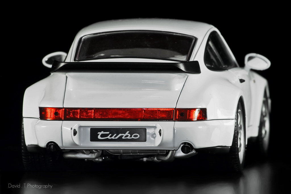Porsche 911 964 Turbo 3 6 Welly 1 18 Look A Those