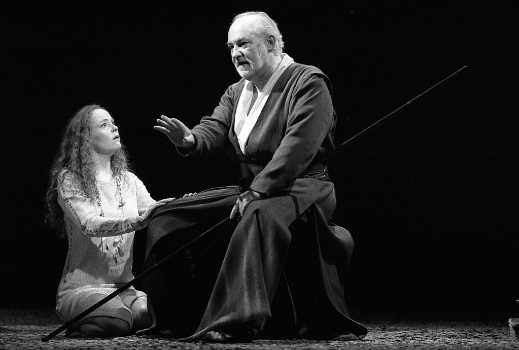 Miranda and Prospero in The Tempest, RST 1998 ...