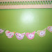 Personalized Birdy Name Banner