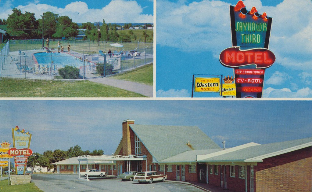 Jayhawk Third Motel