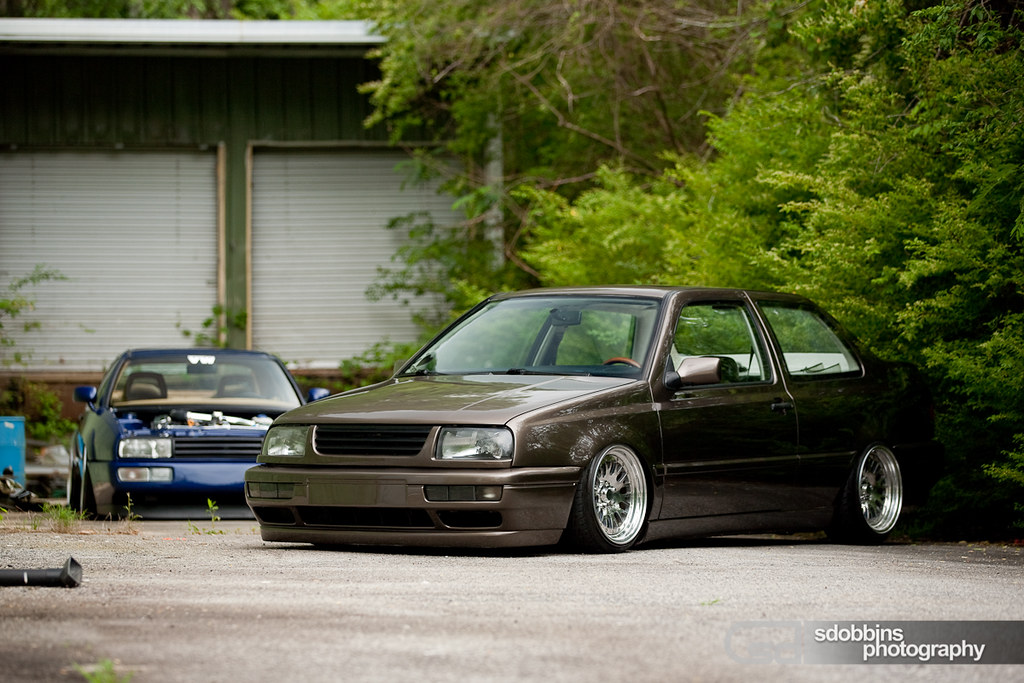 Sean S Vw Corrado Vrt And Kayla S Mk3 Jetta Coupe 2350
