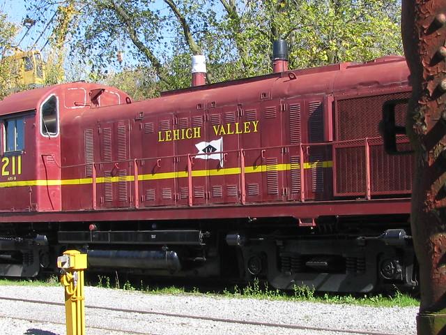 10 16 2010 Lehigh Valley Railroad Depot Industry Ny Sx100