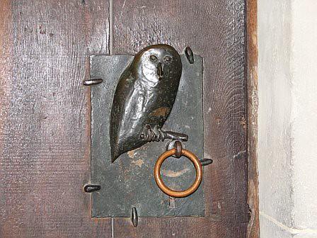 Cool door knockers cool owl door knocker germany