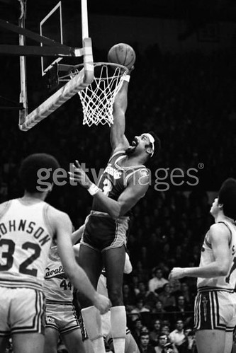 Wilt Dunks on Cavs | by Cavs History