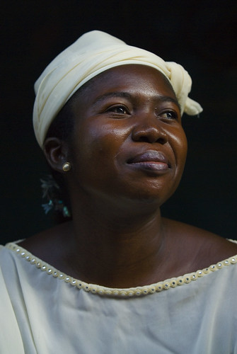 Woman in Ghana | by World Bank Photo Collection