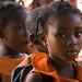 Girls in classroom Ghana