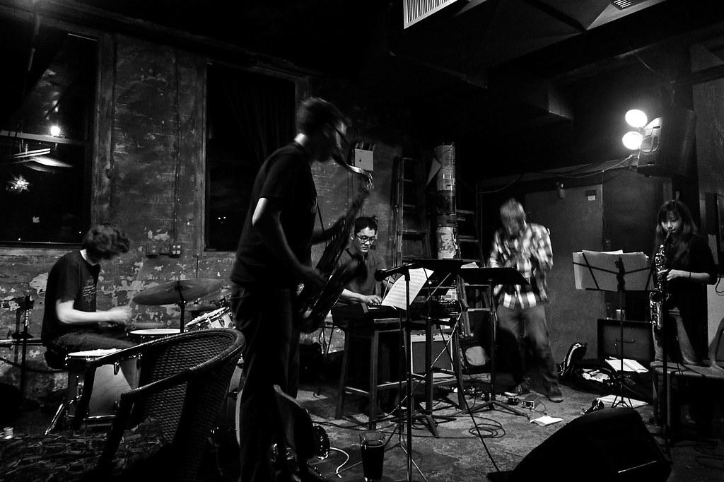 Super Seaweed Sex Scandal at Tea Lounge - Justin Veloso, Joh… - Flickr