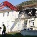 Demolition of Old Administration Building