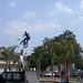 Students Enjoying Vans BMX Demo