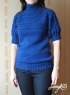 Horisontal sweater | by sunnyknits