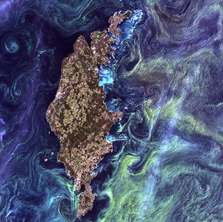 Van Gogh from Space | by NASA Goddard Photo and Video
