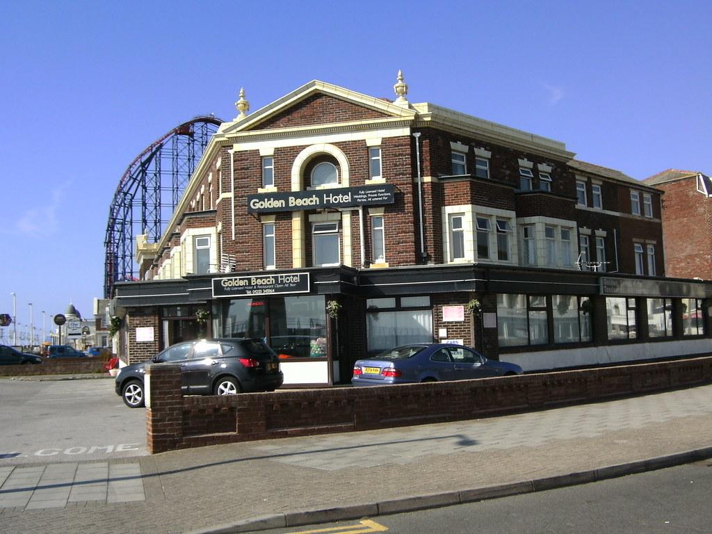 South Beach Blackpool Lancashire Fy Bb
