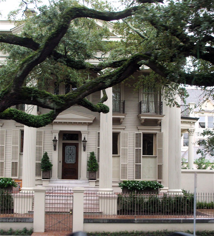 The Real World New Orleans House The Belfort Mansion Ho Flickr