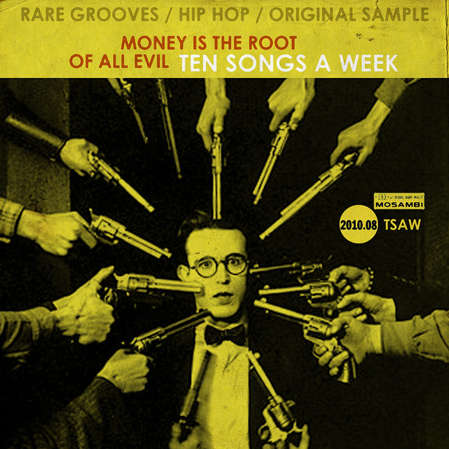 """Money Is The Root Of All Evil Png: TSAW/2010.08 - """"Money Is The Root Of All Evil""""."""