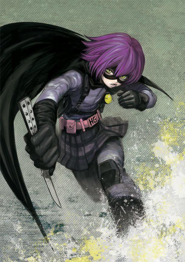 101125 - 全新OAD《幸運女神》將於2011/2/23推出!漫畫家「小玉有起」親筆『Hit Girl 超殺女』造型大公開!