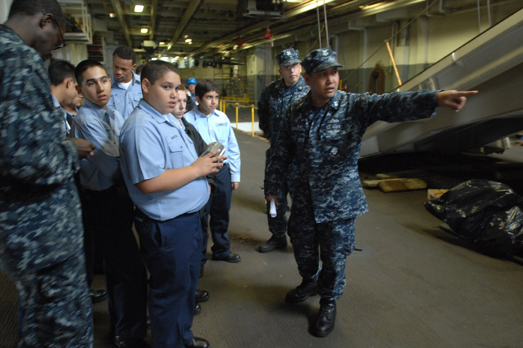 US families, friends of missing sailors proud, praying