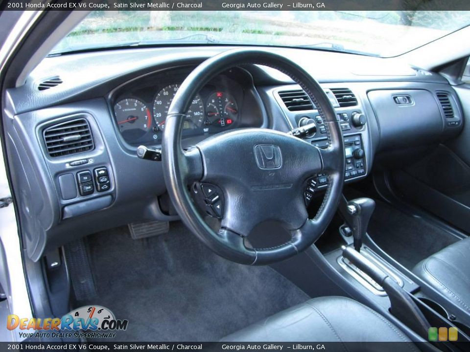 Honda Accord Coupe 20012002  Flickr