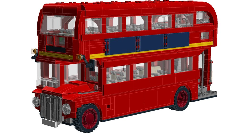 LEGO Creator Expert London Bus 10258 - Page 3 - Special LEGO Themes ...