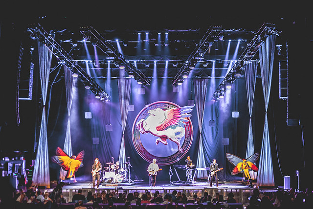 Steve Miller Band with Peter Frampton - 6/27