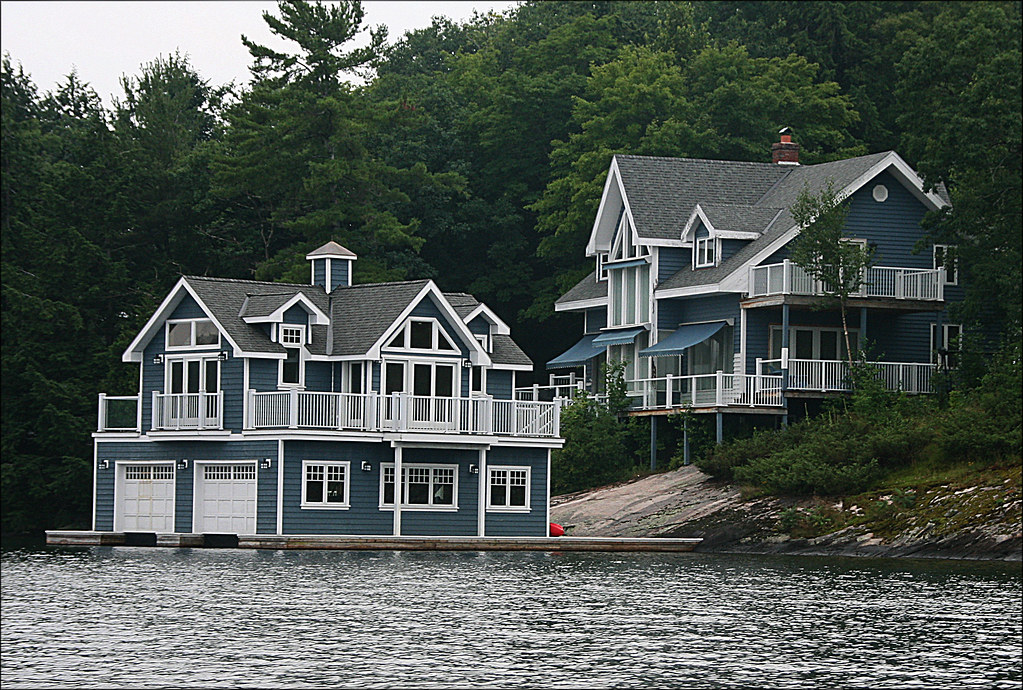 Bev Henk Cottage Lake Joseph Muskoka Ontario Jul
