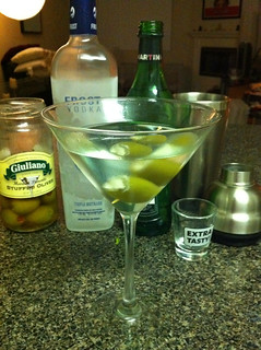 Martini time | by miss moxie
