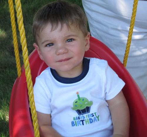 Babys First Birthday Cake Free