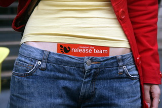 GNOME Release Team Supporter | by pterjan