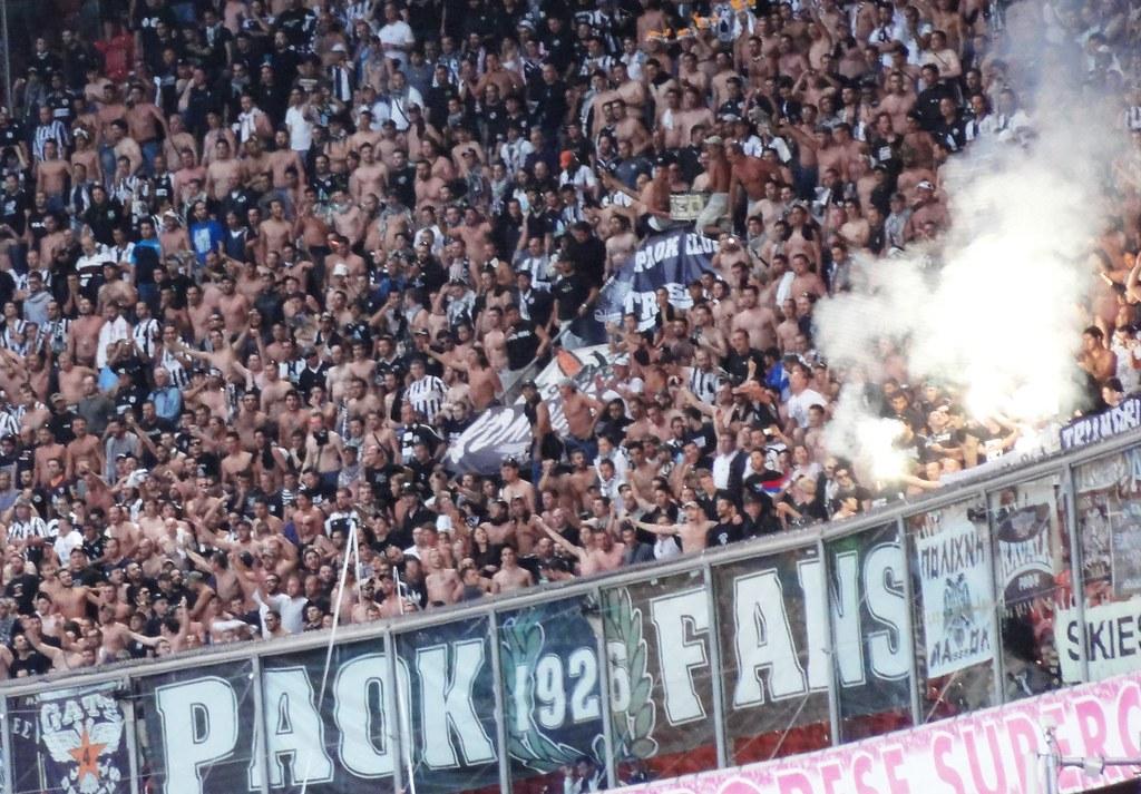 Ajax Paok: Ajax - Paok Saloniki (1-1)