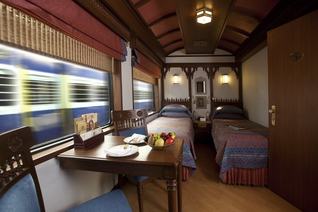 Luxury Train Travel Across Europe