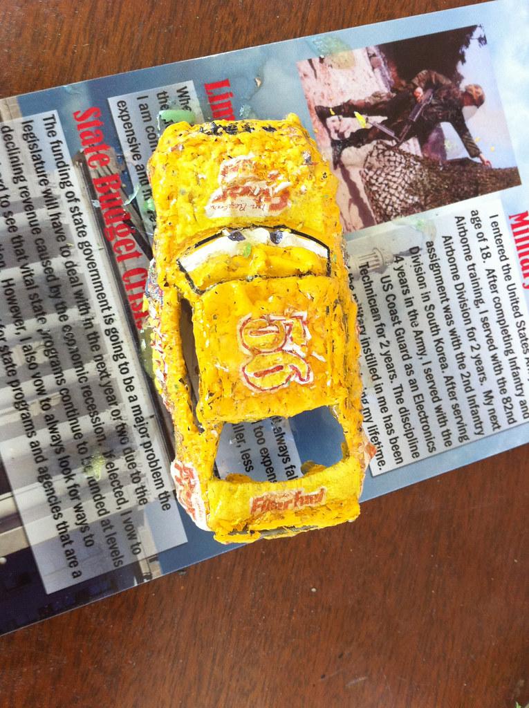 Custom Piston Cup Cars Car A Little Blob Of Paint Stripper Flickr