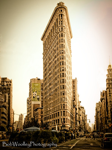 Flatiron Building, New York City | by woolley bear