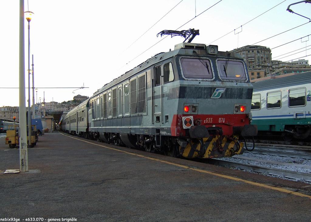 A genova brignole vista dalla strada e - Orari treni torino porta nuova genova brignole ...